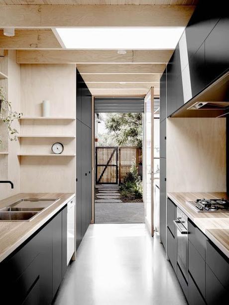 For my home / idées déco #25 / 10 cuisines noires /