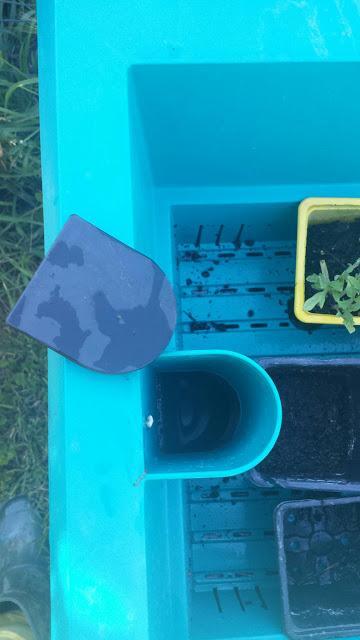 Test jardiniere  calipso
