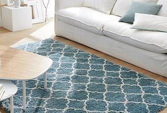 Comment nettoyer un tapis 7 astuces de grand m re - Comment nettoyer un tapis a frange ...
