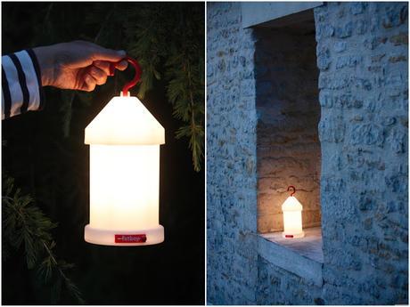 Coup de projecteur sur la lampie-on de FATBOY