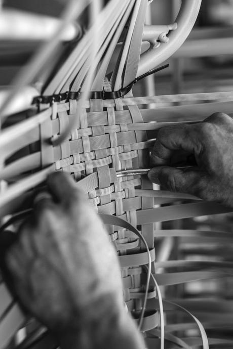 Sebastian Herkner tissage meuble dedon Philippines savoir-faire