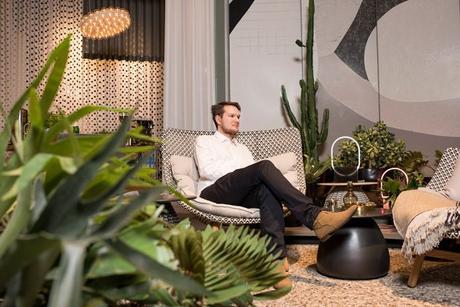 Sebastian Herkner designer allemand interview pour Dedon