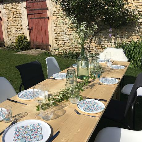 De Construire Tuto Votre En Bois Jardin Table Pour 3T1cuFKJl