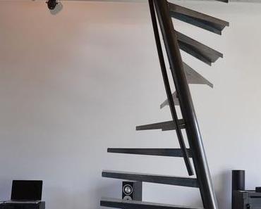 Les escaliers EeStairs pour l'agencement des petits espaces