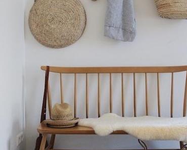 Visite déco : style minimaliste et kinfolk