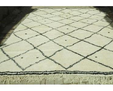 Collection de tapis Beni Ouarain
