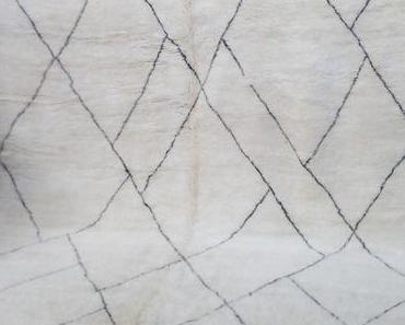 Comment entretenir un tapis Beni Ouarain ?