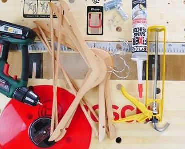 Table DIY à partir d'un Vinyle