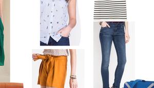 {Shopping} Soldes d'été, mode féminine