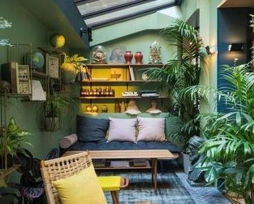 Vert kaki : ma sélection design
