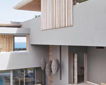 Maison au bord de la mer à Plet