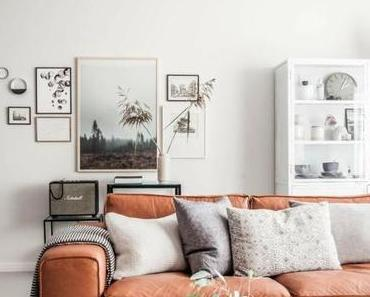 Faites entrer le cuir!   Beautify your place with leather