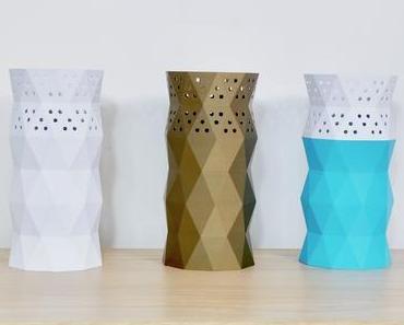 DIY vase avec une imprimante 3D Patron gratuit