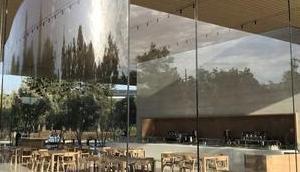 Apple Park nouveau campus Cupertino