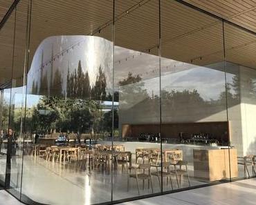 Apple Park : le nouveau campus de Cupertino
