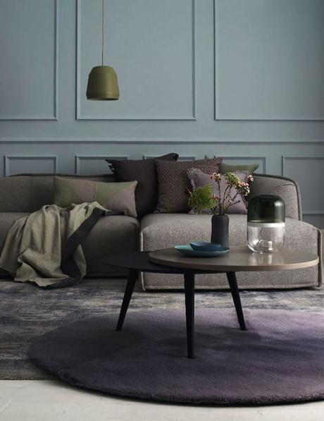 les couleurs tendances de l automne hiver 2017. Black Bedroom Furniture Sets. Home Design Ideas
