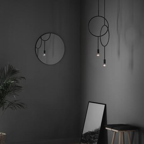 Circle, une suspension géométrique minimaliste
