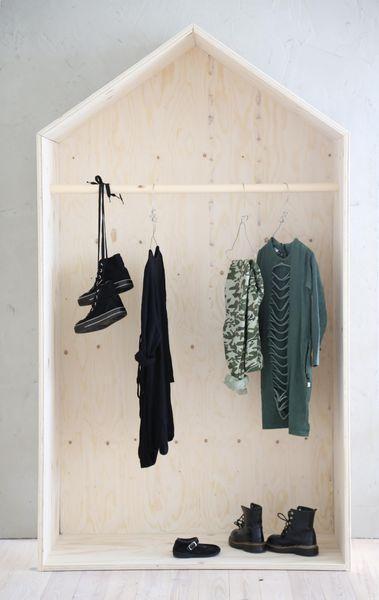 For my home #27 / Idées déco simples avec du bois blond /