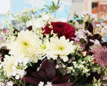 De jolis bouquets de fleurs avec Monsieur Marguerite