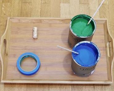 DIY – Personnaliser un plateau de petit déjeuner