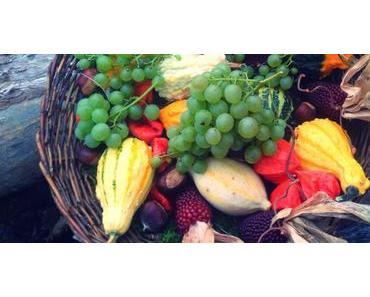 Décorer une table d'automne…