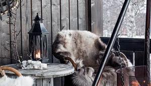 {Equipement déco} Profiter terrasse hiver