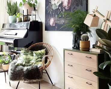 Green & Vintage : le combo gagnant
