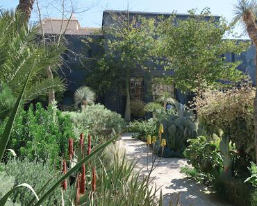Un jardin secret au coeur de Marrakech