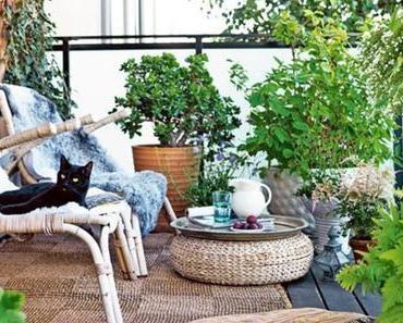 Concocter un balcon cosy