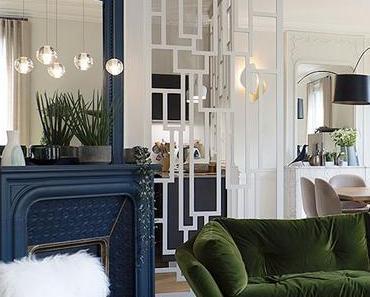Visite déco : appartement Vincennes par l'agence 10 sur Dix