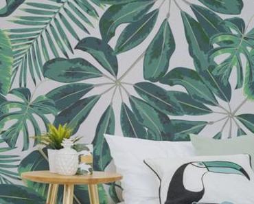Feuille de palmier à tous les étages