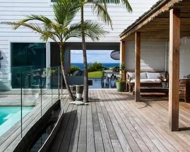 Visite déco : beach house en Australie