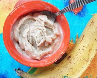 Délice Glacé Banane, Coco, Citron Vert, avec ou sans Sorbetière
