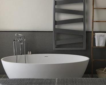 Kazeane, un nouveau design pour le radiateur sèche-serviettes