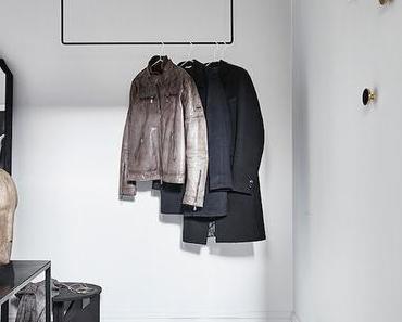 Visite déco : shades of grey en Suède