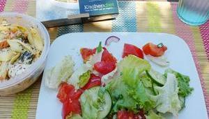 J'ai testé semaine repas minceur domicile avec Kitchendiet