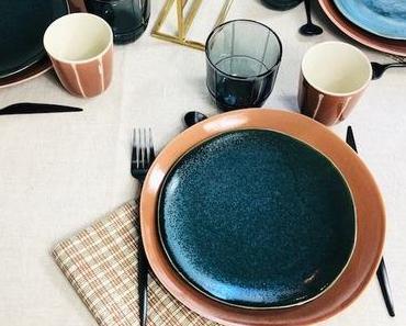 La décoration table d'automne par Absolument Maison