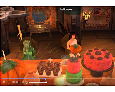 Décoration de la table d'Halloween, des idées faciles et rapides à faire soi-même