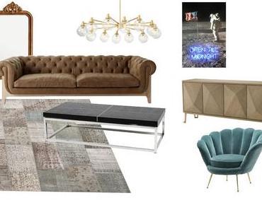 Les meubles et objets clés pour une décoration contemporaine