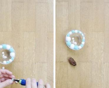 Boules de Noël DIY : 10 idées créatives