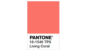 couleur tendance l'année 2019 dévoilée corail