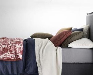 Linge de lit en chanvre textile : pourquoi l'adopter et où en trouver