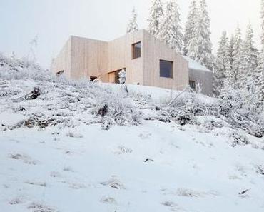 Mylla : un chalet design en Norvège