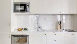 appartement parisien entièrement rénové