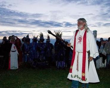 Fabriquer un déguisement de druide [Carnaval, Mardi-Gras]