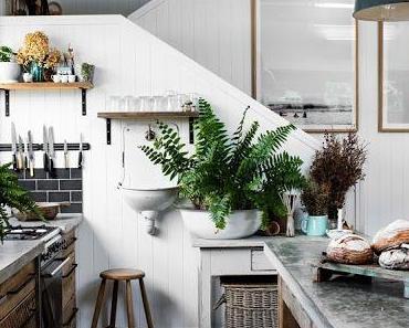 Australie / Une maison inspirée par une grange /