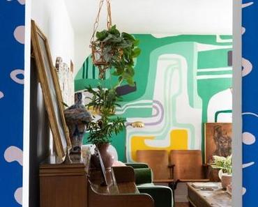 Maison maximaliste : quand les motifs, les couleurs et les textures font la loi