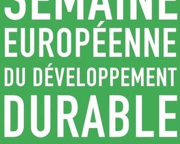 Semaine du développement durable + concours