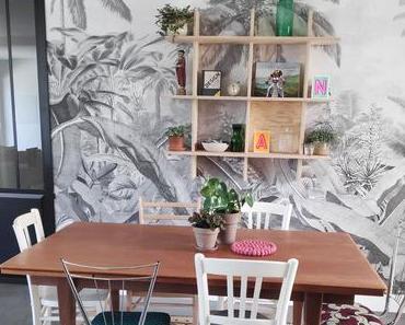 Notre salle à manger en 10 clichés