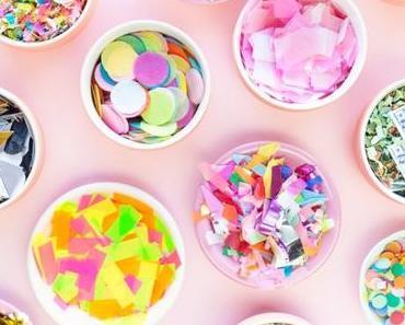 Canon à confettis DIY : une déco festive fait-main